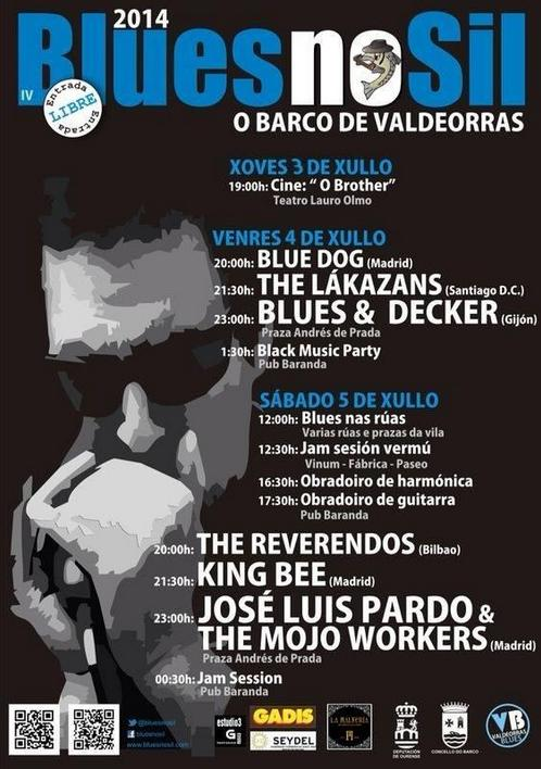 Blues no Sil 2014