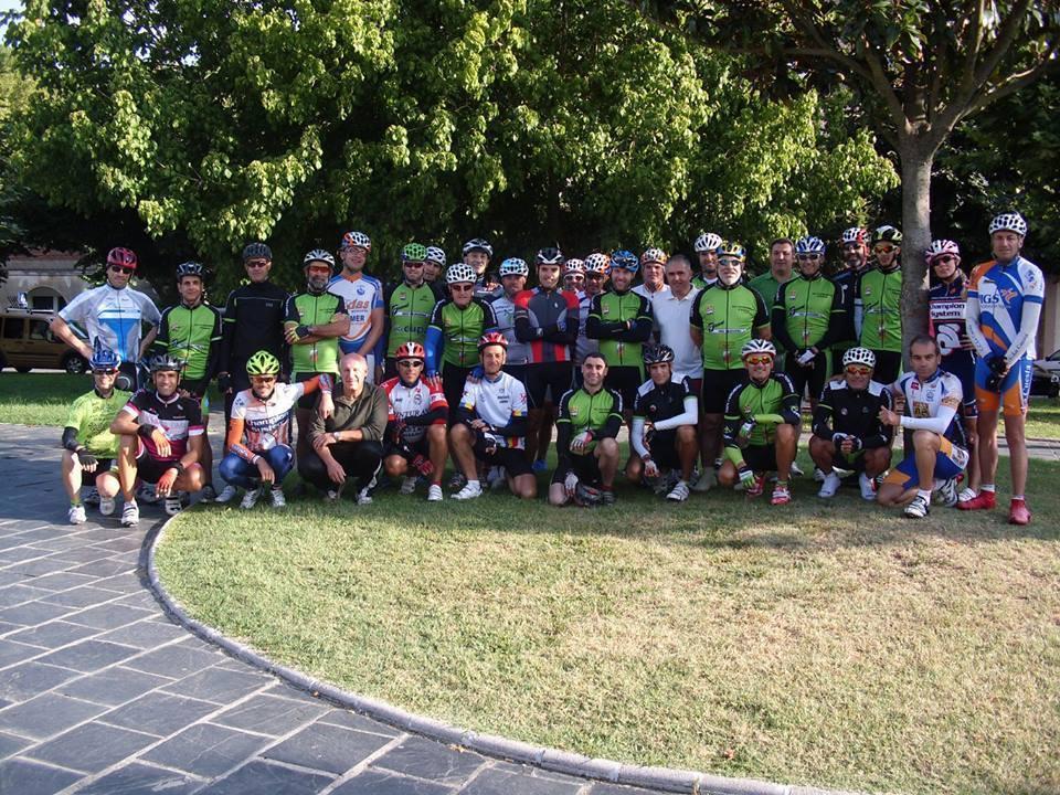 Foto del Club Ciclista Valdeorras