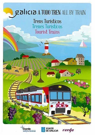 Galicia a todo tren