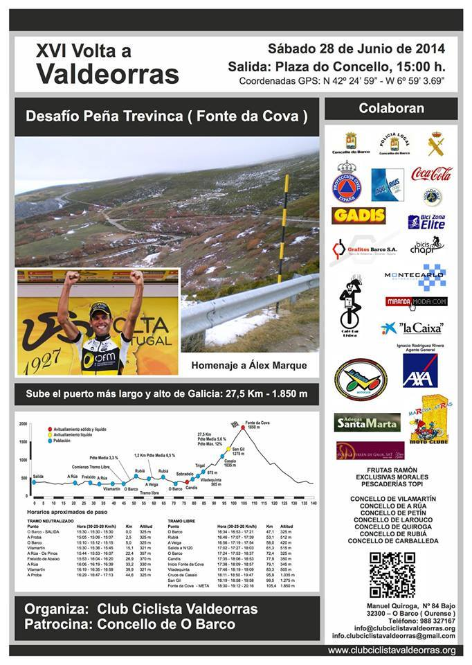 Volta Ciclista a Valdeorras