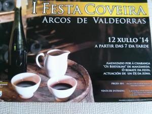 I Festa Coveira Arcos de Valdeorras