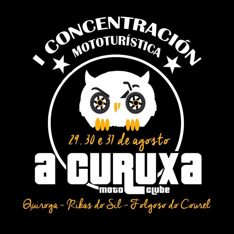 I Concentracion Mototuristica A Curuxa