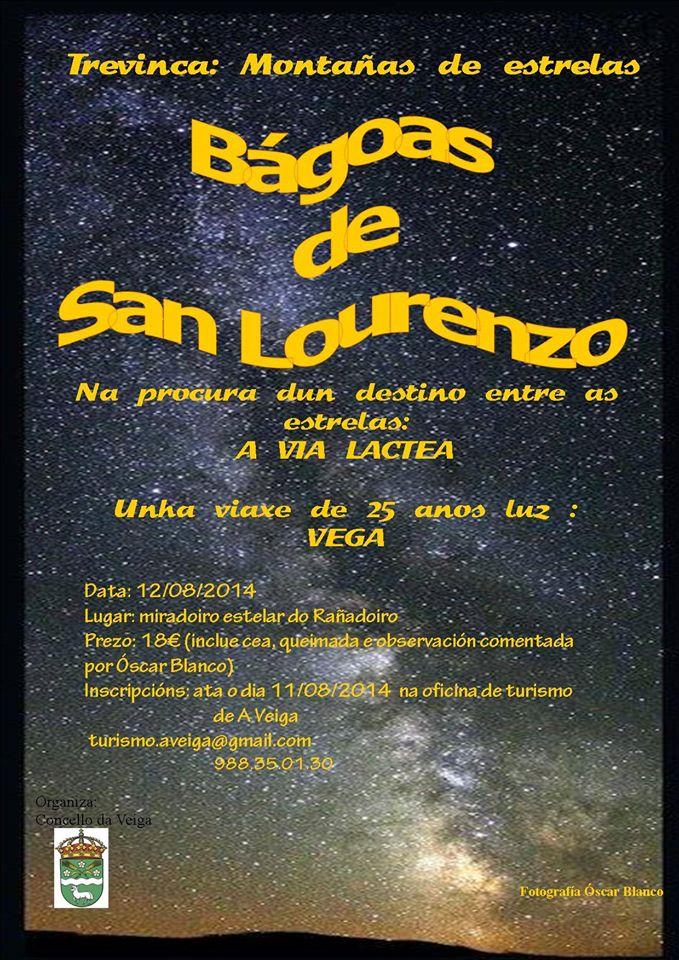 Bagoas de San Lorenzo