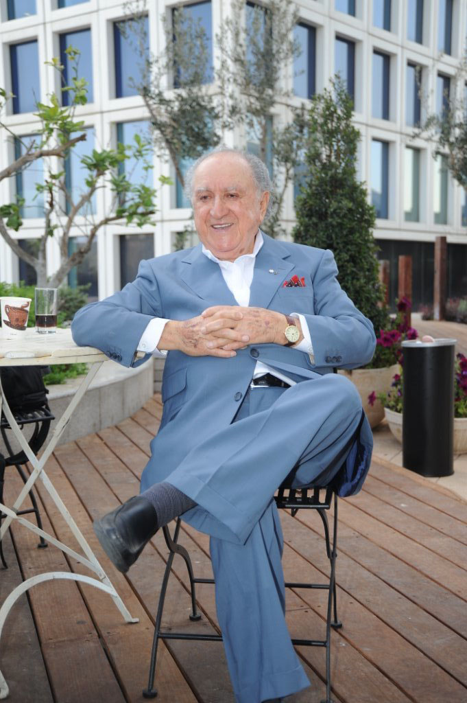 AZRIELI FOUNDATION - Statement on passing of David J. Azrieli