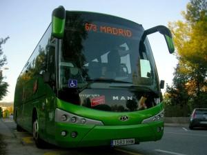Autobus de pasajeros