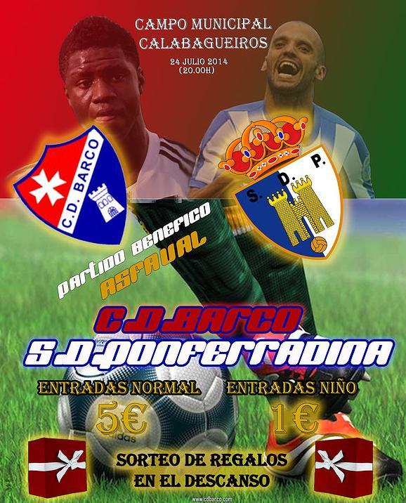 CD Barco vs SD Ponferradina
