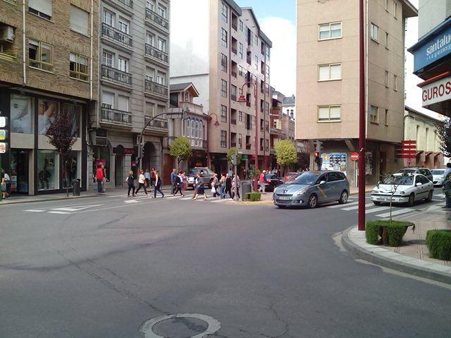 Centro de O Barco