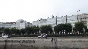 Avenida de la Marina de A Coruña