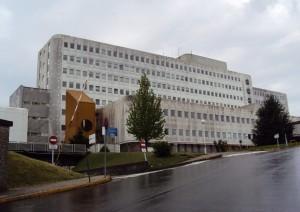 Hospital Meixoeiro en Vigo