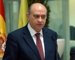 Jorge Fernández Díaz Ministro del Interior