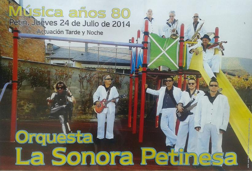 Orquesta La Sonora Petinesa