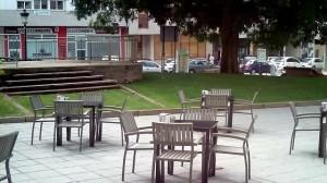 Plaza Andres de Prada O barco