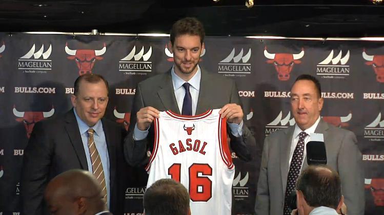Presentacion Pau Gasol Chicago Bulls (3)