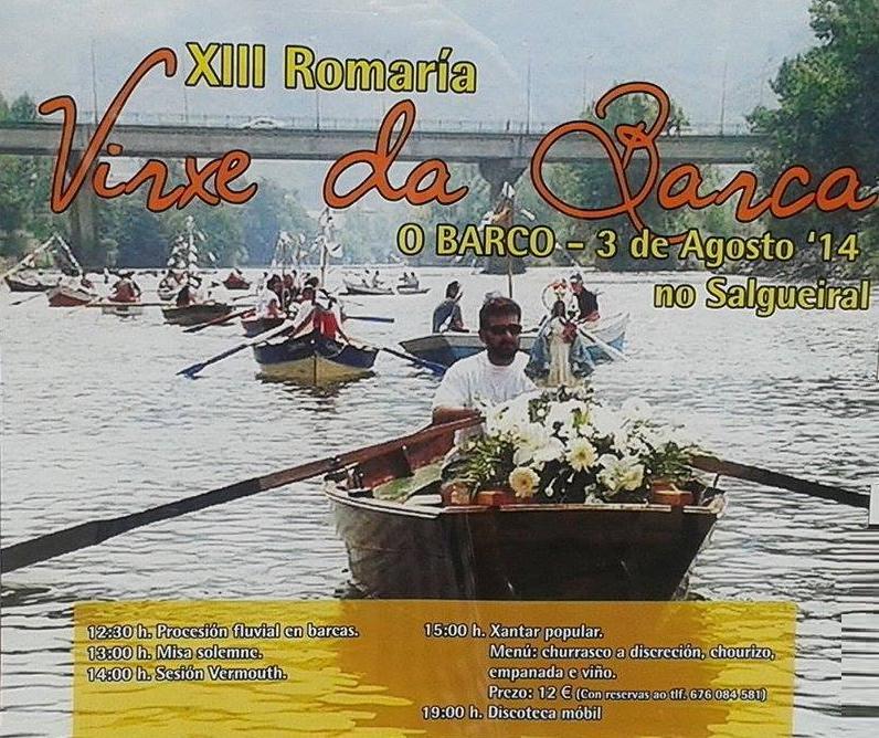 XIII Romeria Virxe da Barca