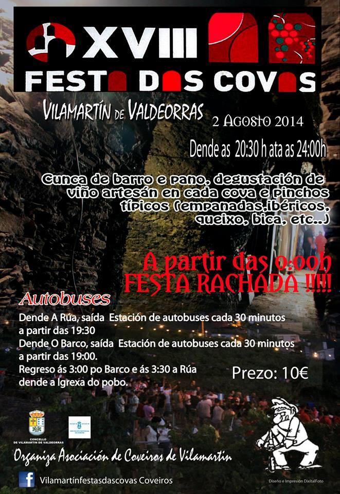 XVIII Festa das Covas