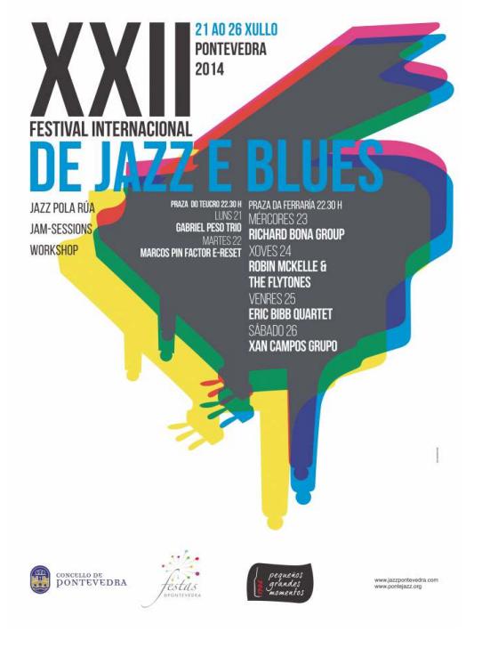 XXII Festival Inyernacional de Jazz e Blues de Pontevedra
