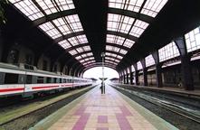 estacion tren A Coruna