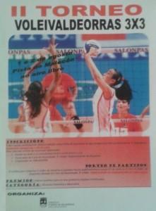 II Torneo VoleiValdeorras  3x3