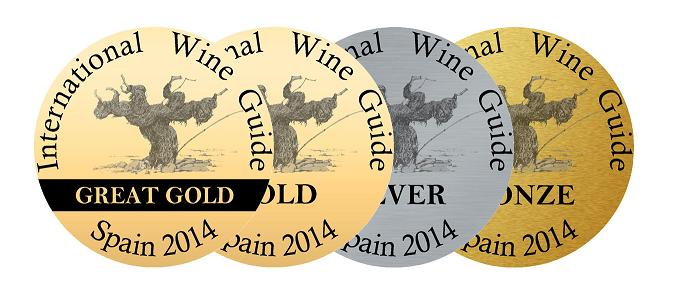 medallas international wine guide
