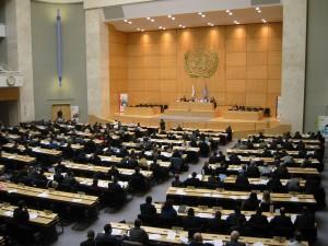 palacio de las naciones - ONU