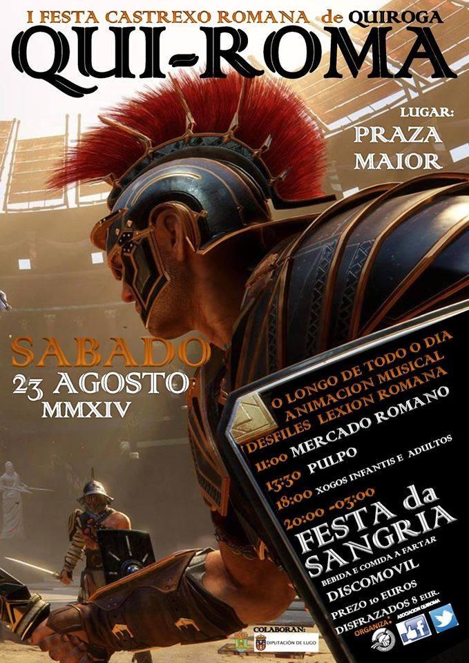 Cartel Qui-Roma