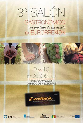 3º Salon Gastronómico de productos de excelencia da Eurorrexion