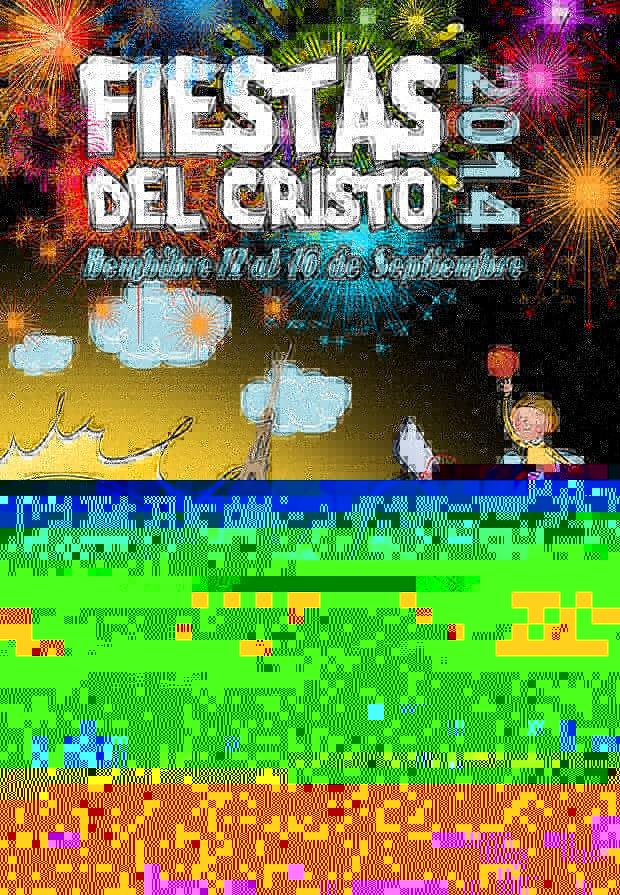 Fiestas del Cristo Bembibre 2014