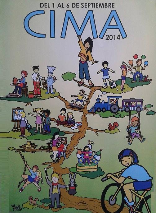Cartel CIMA 2014