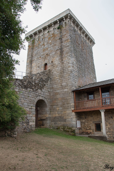 Foto: Yury López Abad Castillo medieval