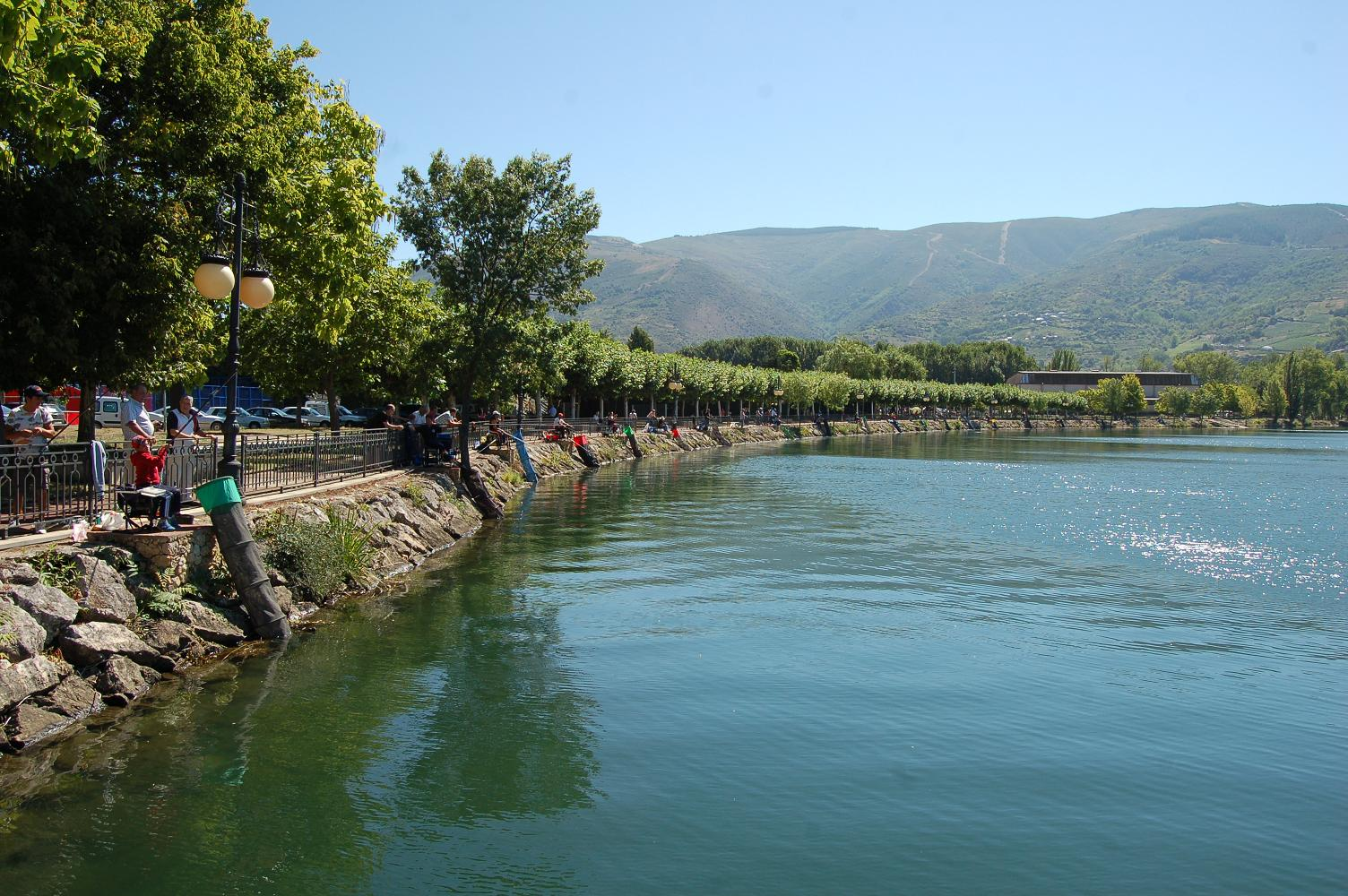 X Open de carpa en Valdeorras