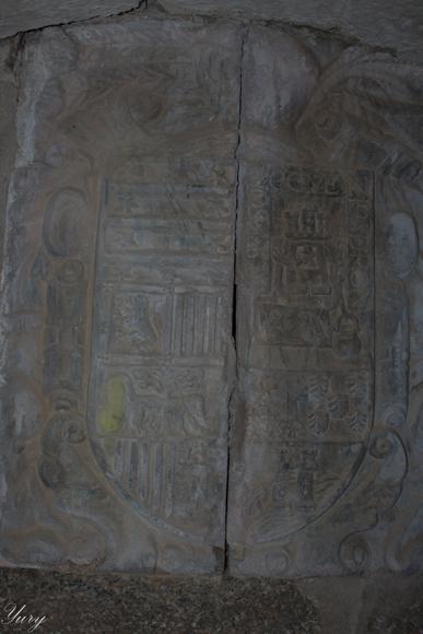 Escudo de la iglesia