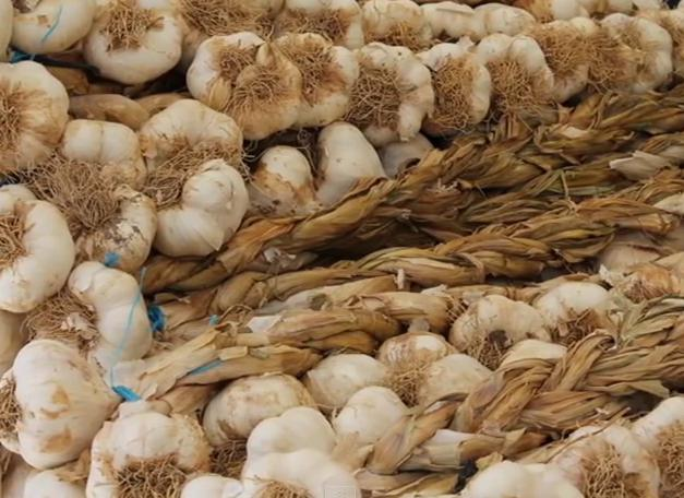 Feria del Ajo en San Miguel de las Dueñas