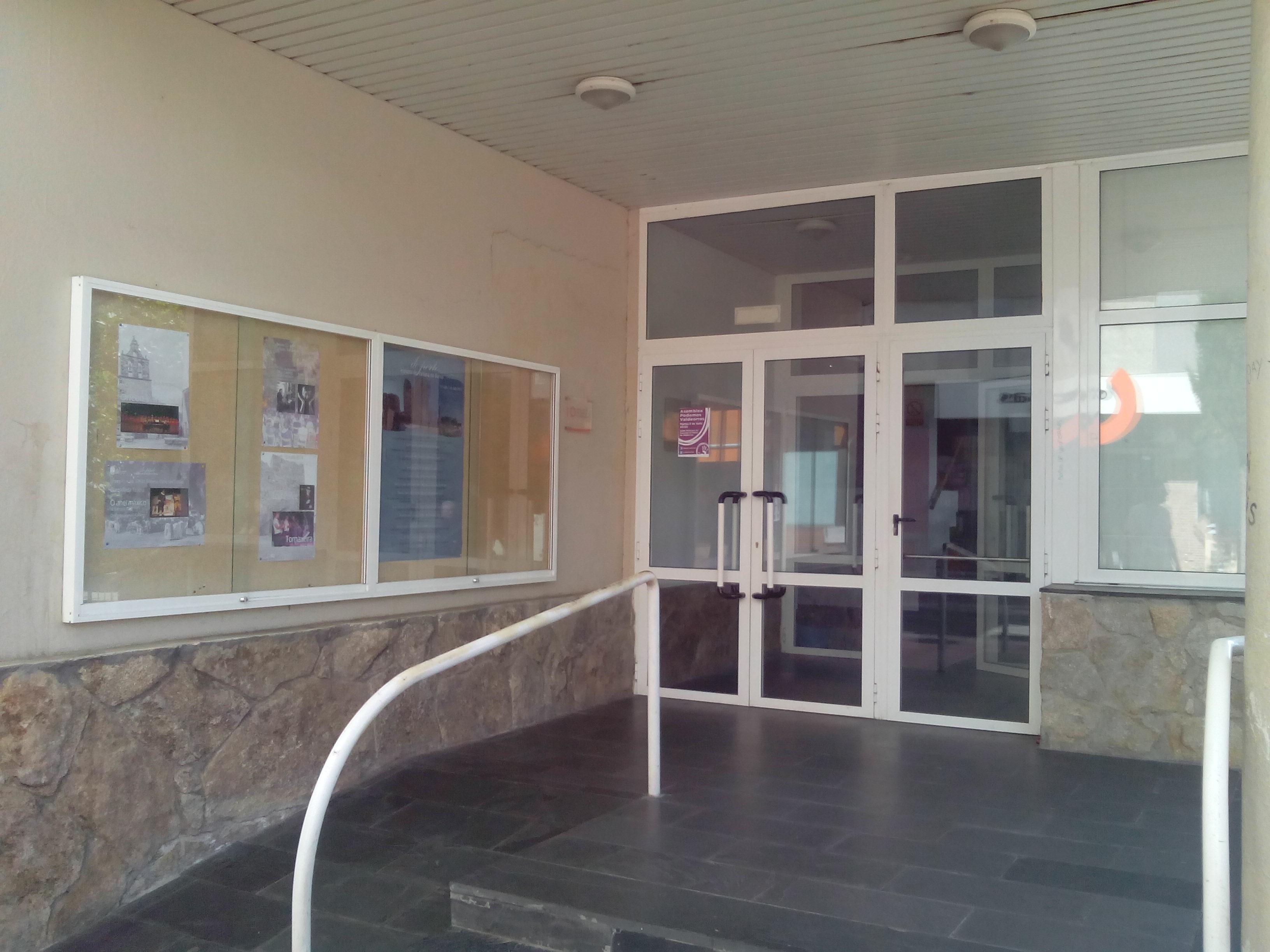 Conservatorio e a Escola de Música Municipal do Barco de Valdeorras