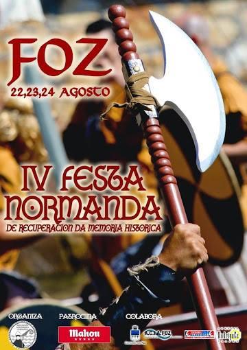 IV Festa Normanda de Foz