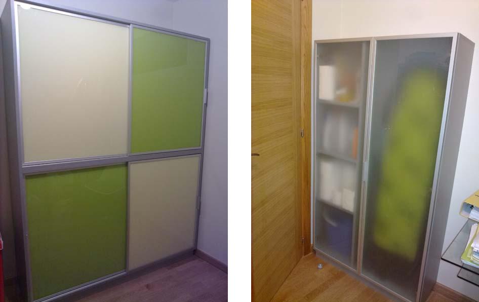 Muebles que forman parte de una habitación para todo; estudio, trastero, almacén y lo que pueda surgir. Totalmente personalizados