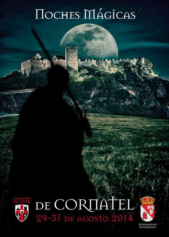 Noches Magicas de Cornatel 2014