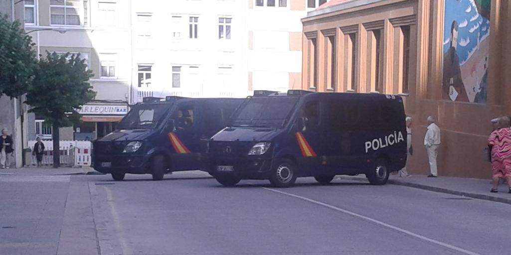 Patrullas policia nacional