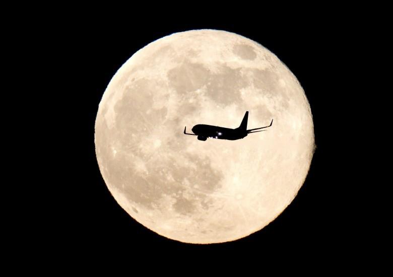 Imagen de la superluna