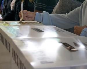 Urnas de votacion