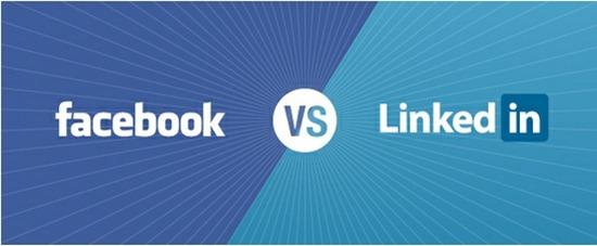 facebook-vs-linkedin para buscar empleo