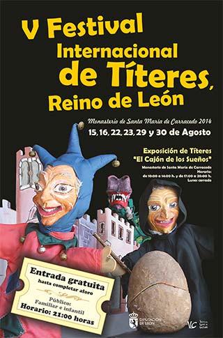 Festival Internacional de Titeres de Carracedo