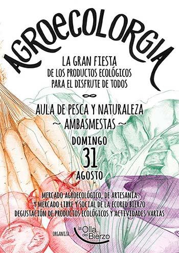 fiesta agroecologica olla del bierzo 2014