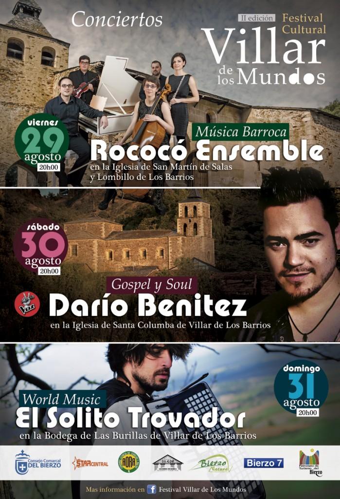 ii edición Festival Villar de los Mundos