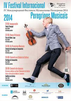 Festival Internacional Peregrinos Musicais