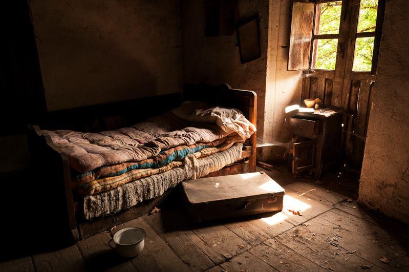 """""""La Habitación de la Abuela"""", foto por la que recibió el premio de National Geographic"""