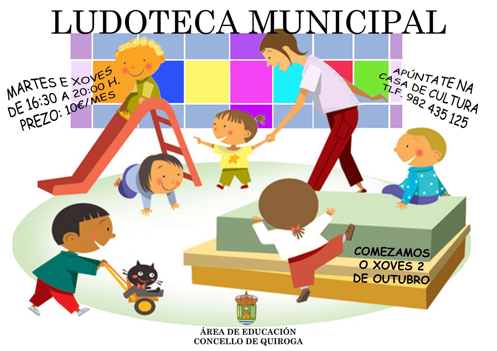 Ludoteca Municipal de Quiroga