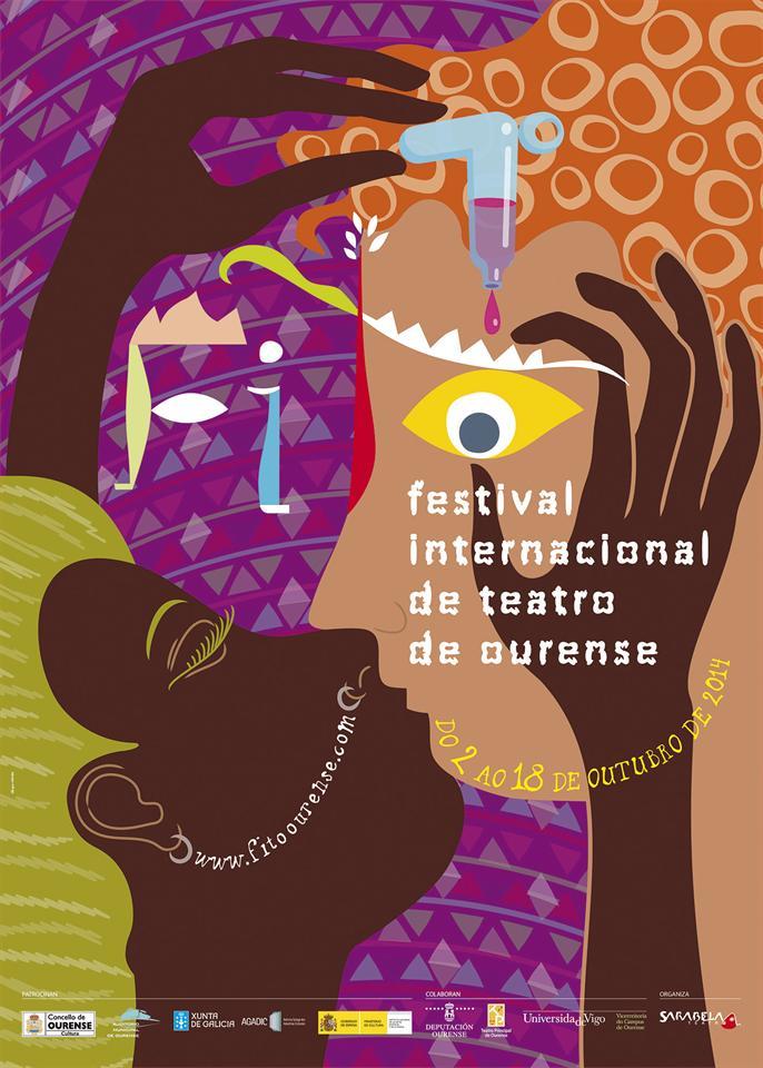 Festival Internacional de Teatro en Ourense