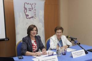 A secretaria xeral de Igualdade, Susana López Abella participou hoxe na á inauguración do XI Foro da Igualdade da Federación de Mulleres Rurais de Ourense (FEMURO) - Xunta