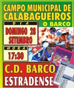 CD Barco - Estradense
