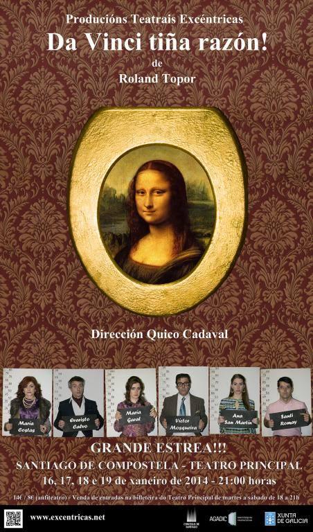 Da Vinci tenía razo